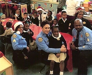 Thank you from NOPD's First District