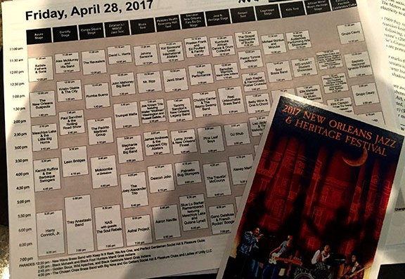 Jazz Fest Cubes Out Today with Cuban Theme