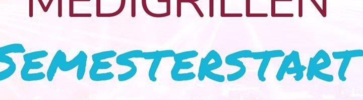Neue Veranstaltung: Medigrillen Semesterstart