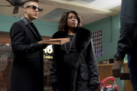 Shades and Mariah from Luke Cage