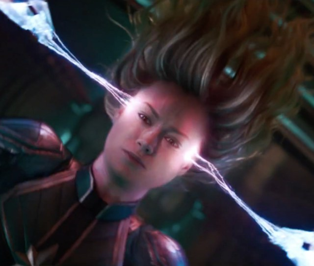Captain Marvel Trailer Easter Eggs 12 Secrets Or Questions We Spotted Inverse