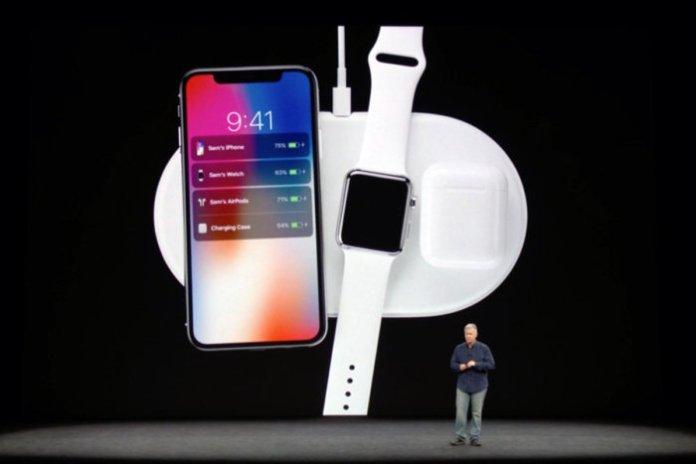 Airpower d'Apple