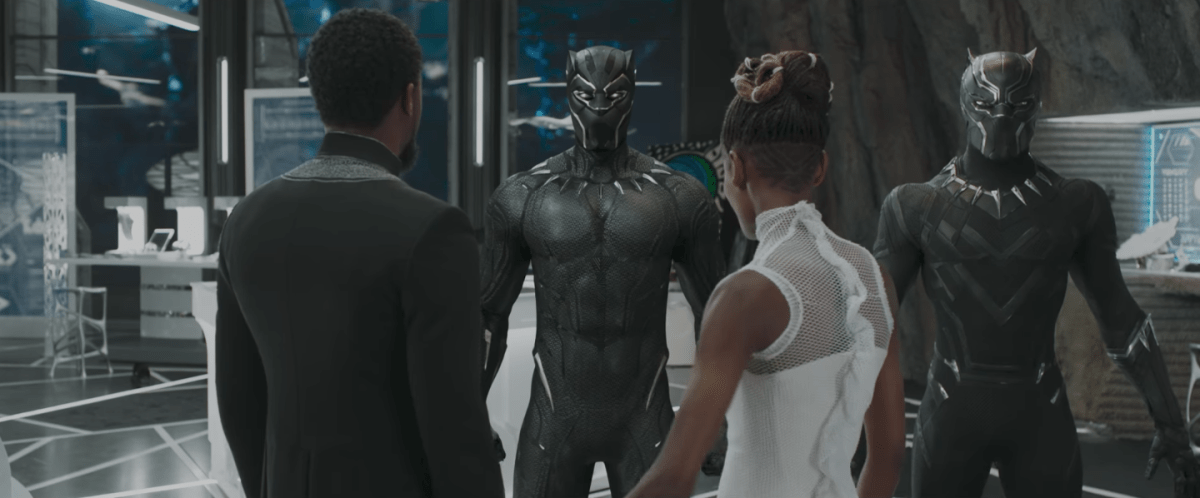 A Second Black Panther Suit Could Mean Big Things For