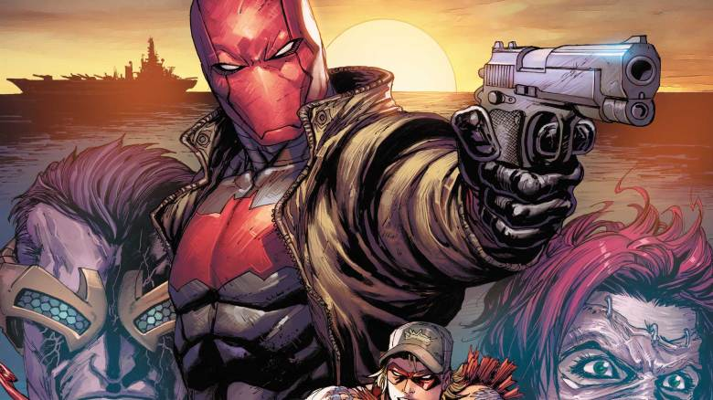 Image result for jason todd red hood