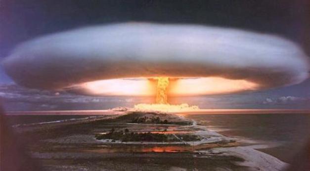 Image result for hydrogen bomb