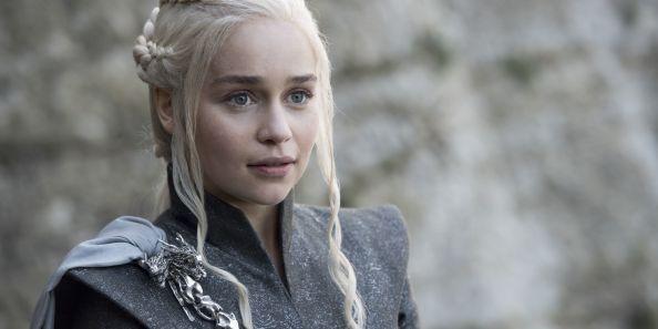 daenerys targaryen of Games of Throne