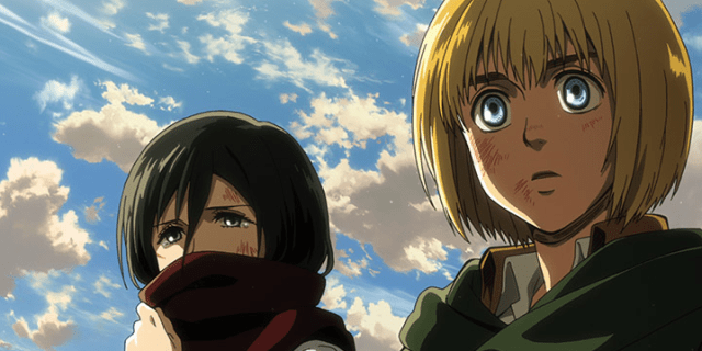 Image result for attack on titan anime