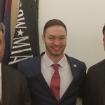 Press Release- Ambassador Susaia meets with Honorable Congressman San Nicolas of Guam