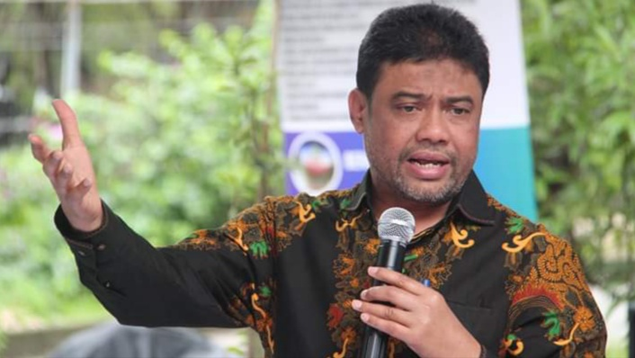 Presiden KSPI Said Iqbal