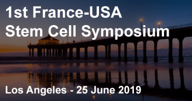 1st France-USA Stem Cell Symposium