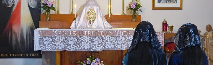 20 Years of Perpetual Adoration