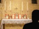 Pèlerinage de rentrée avec les séminaristes