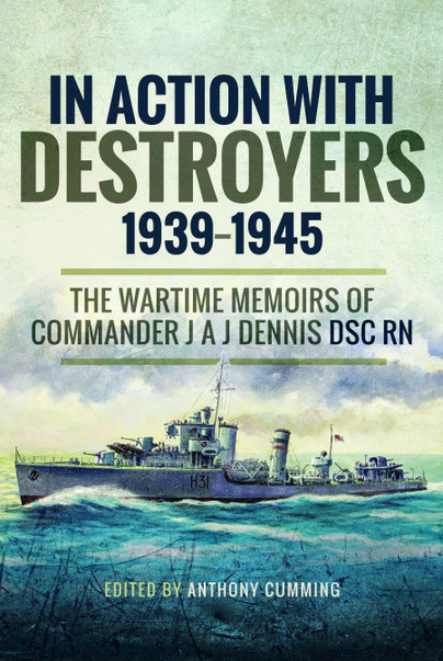 Book Review – In Action with Destroyers