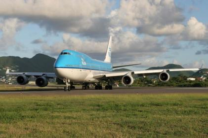 KLM turns 101