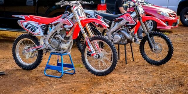 Kx 250 Vs 450: Motocross Action Magazine Motocross Action S