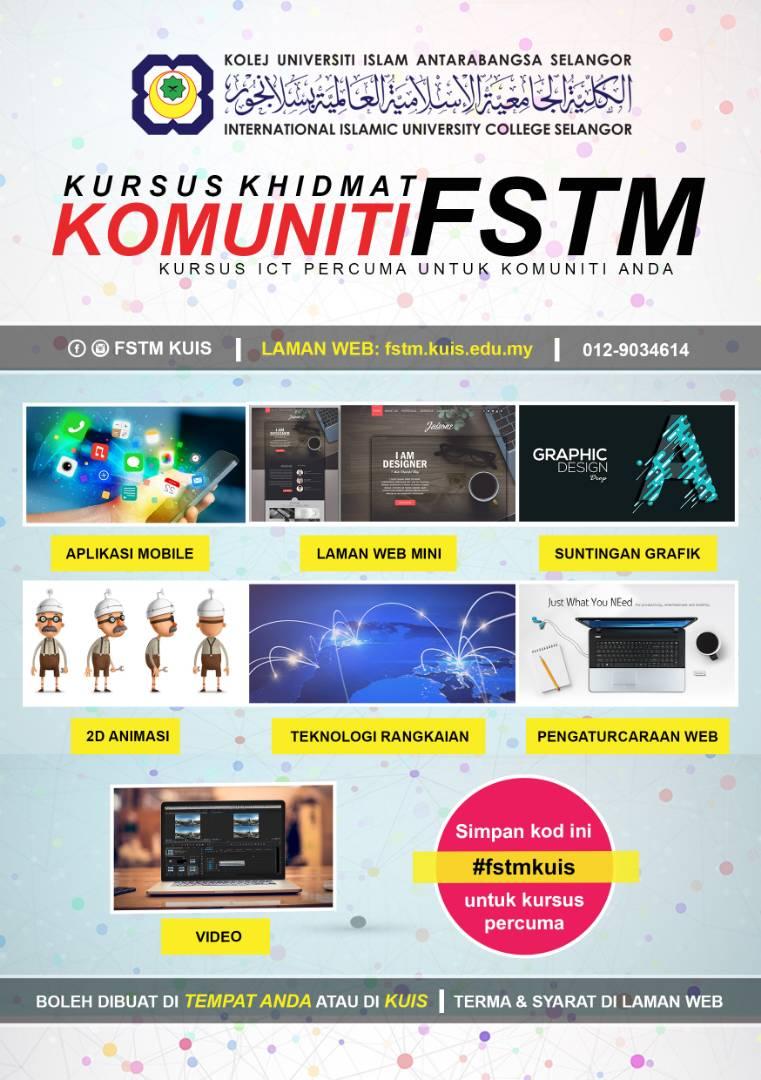 Kursus Komputer / ICT Percuma 2019