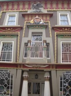Fancy house