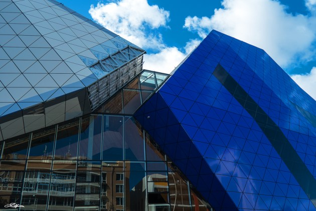 The new landmark and iconic entertainment venue the Perth Arena