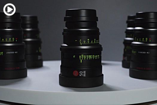 Ever Wonder What $221,000 of Leica Cinema Lenses Look Like?