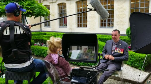 How to Shoot Cinematic Interviews with Two or Three Lights