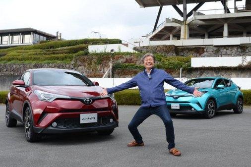 トヨタ C-HR(新型コンパクトSUV/2016年末発売予定)試乗レポート/国沢光宏