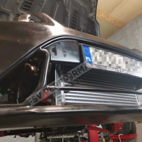 focus wrc 300 intercooler