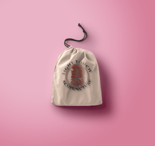 Branded Sack