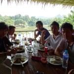 バンコクのグルメとローカル観光を楽しんでいます!