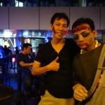マレーシアのトレーダースホテルのスカイラウンジでハロウィンパーティーに参加☆