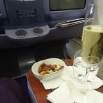 ANAのビジネスクラスでビジネスラウンジを使い、快適な空の旅を経験してきました♪