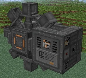 Excavator Immersive Engineering Official Feed The