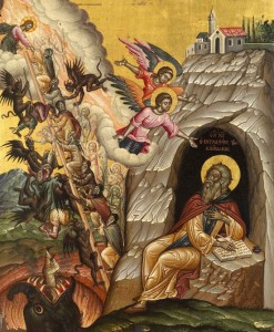 St John Climacus and his Ladder of Divine Ascent