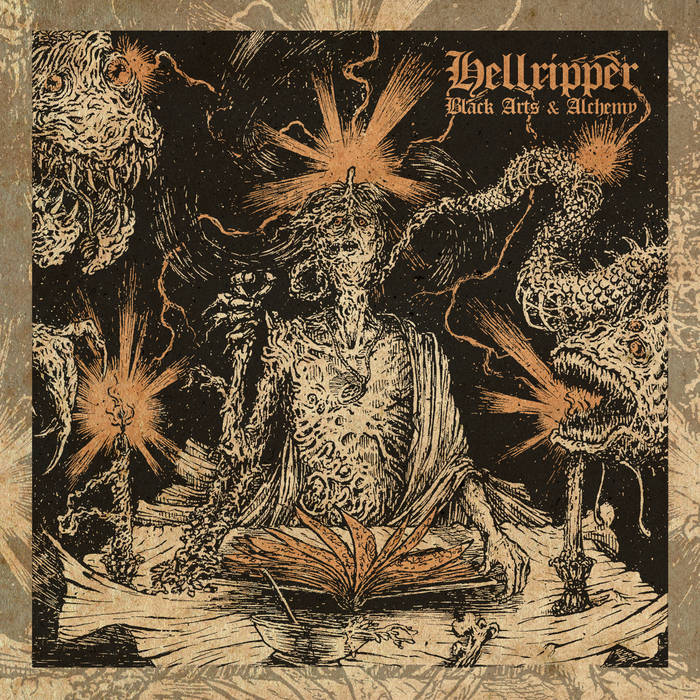 Hellripper - Black Arts & Alchemy