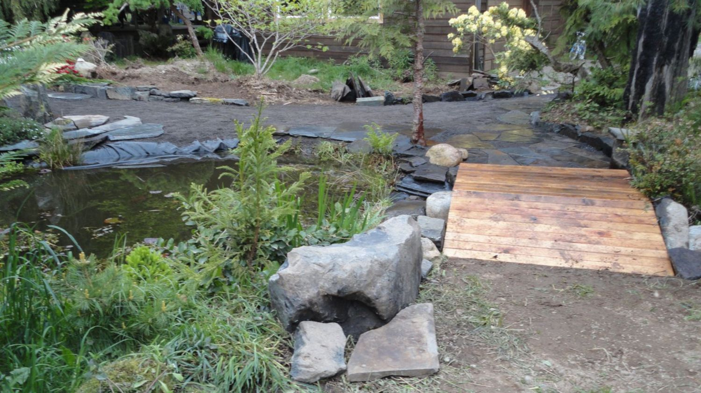 Farm Pond Landscaping