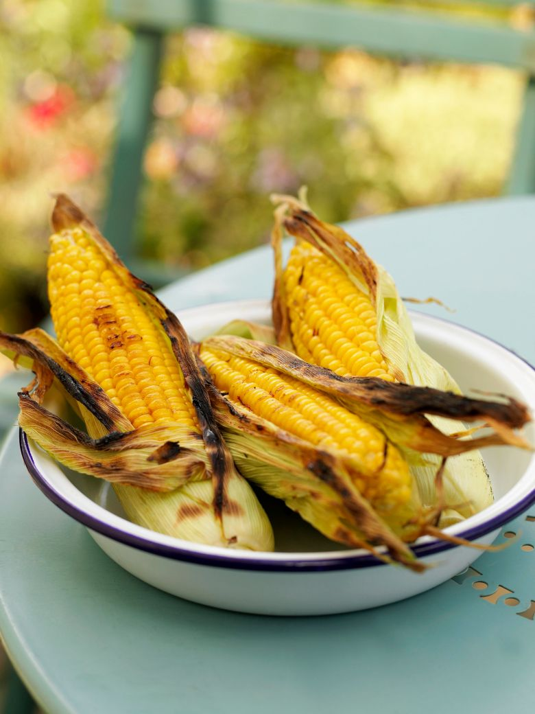 Fresh Corn On The Cob Recipe
