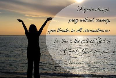 Christian Thanksgiving Poem Pause And Give Thanks