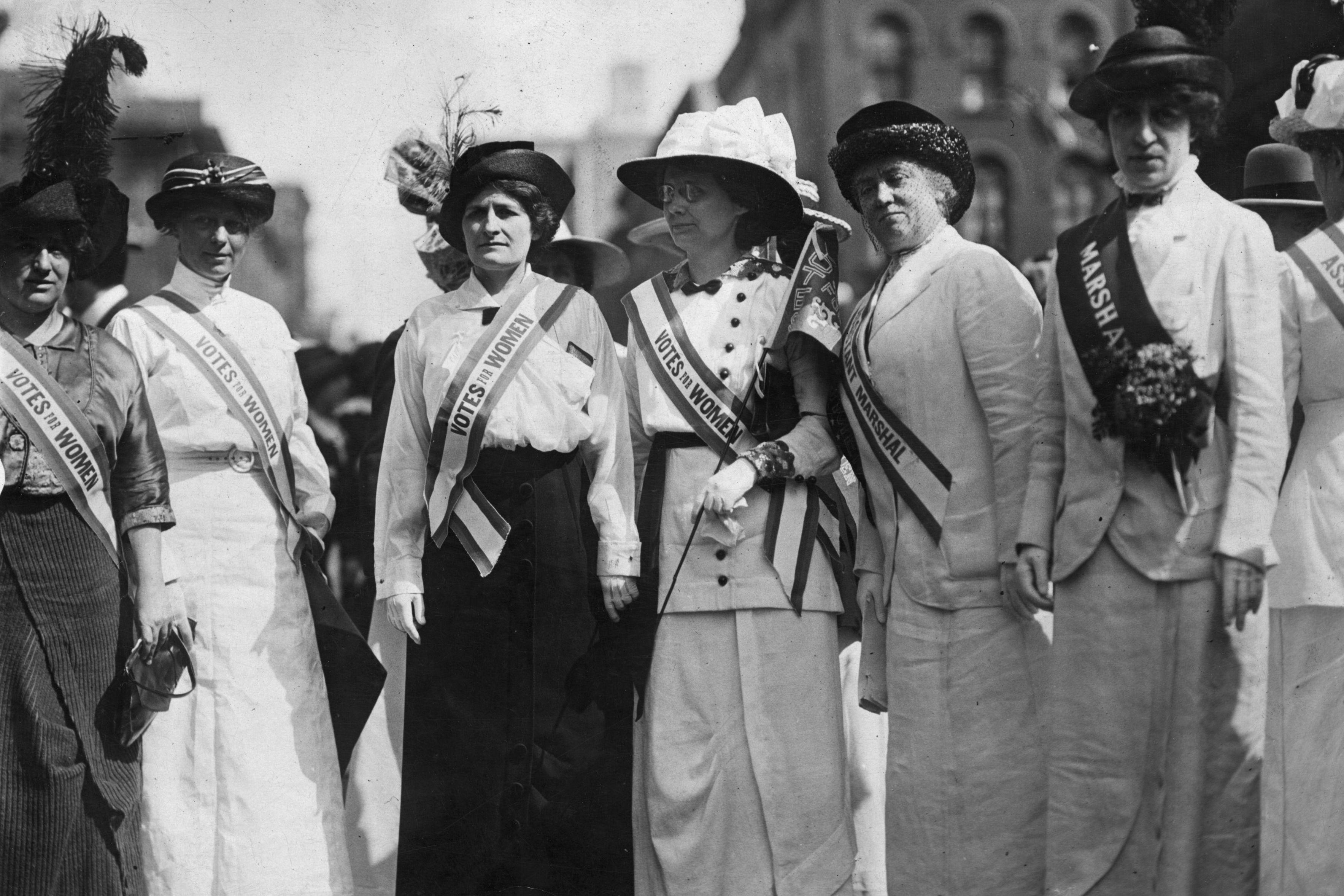 Women S Suffrage Quiz