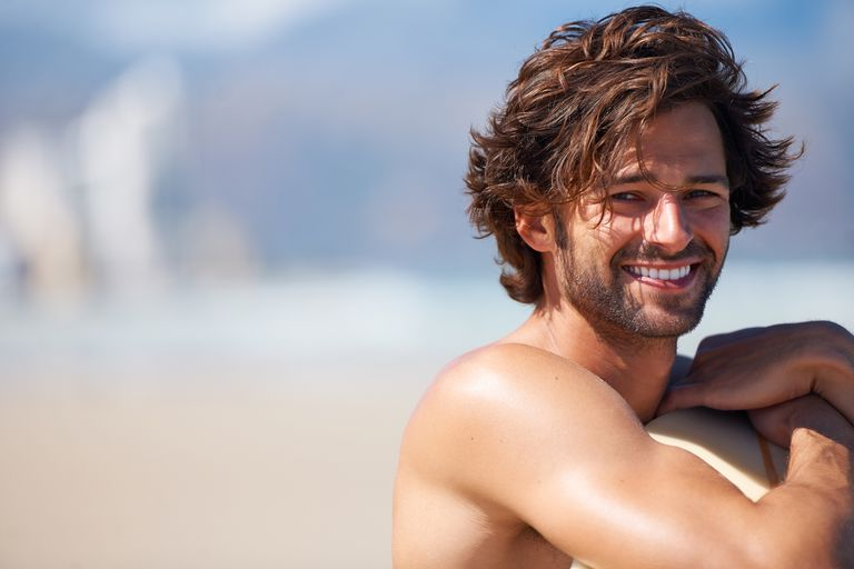 How To Get Surfer Hair Shaggy Style For Casual Guys