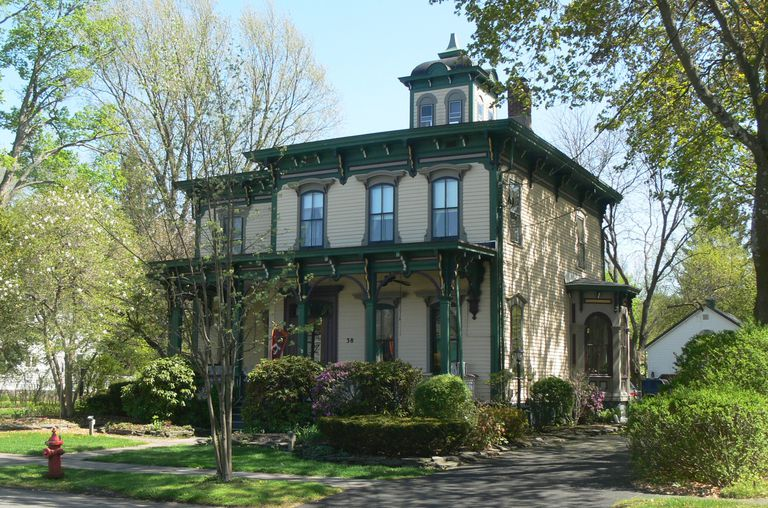 American Homes Of The Victorian Era 1840 To 1900