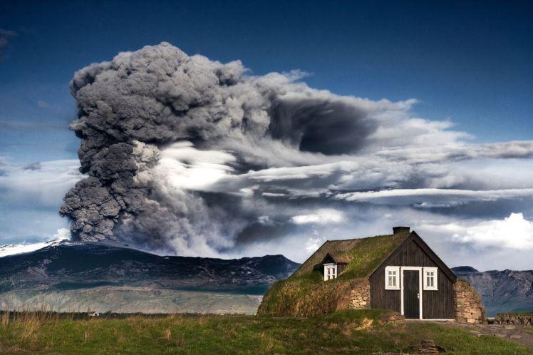 Image result for eyjafjallajökull