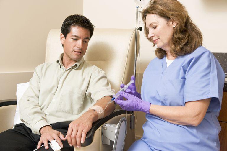 Palliative chemotherapy