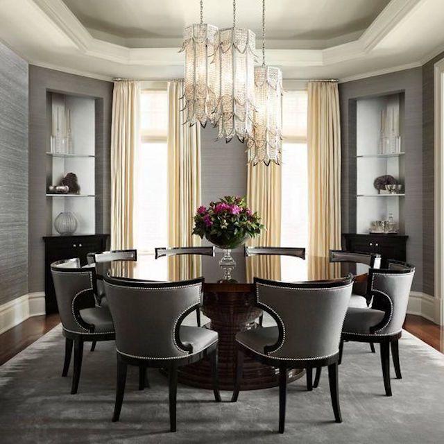 Elegant Dining Room Artwork Novocom Top