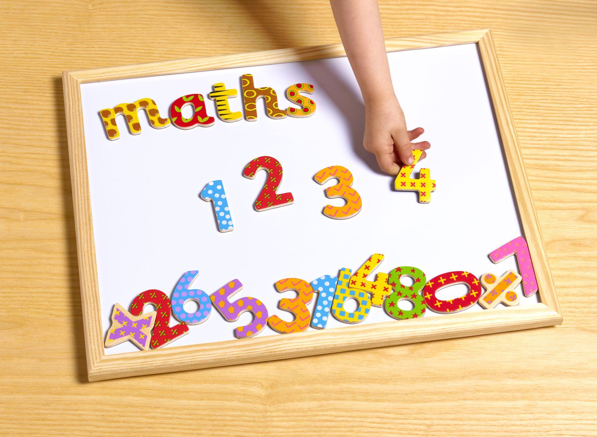 Great Beginnings In Pre School Math