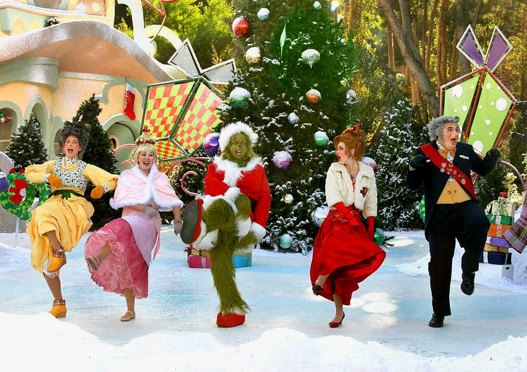 Christmas Getaways California