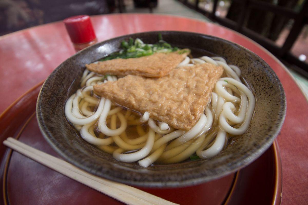 Kitsune Udon Noodles Recipe