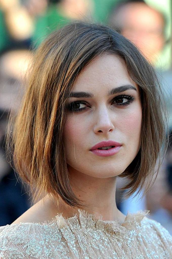 the best, and worst, hairstyles for square-shaped faces