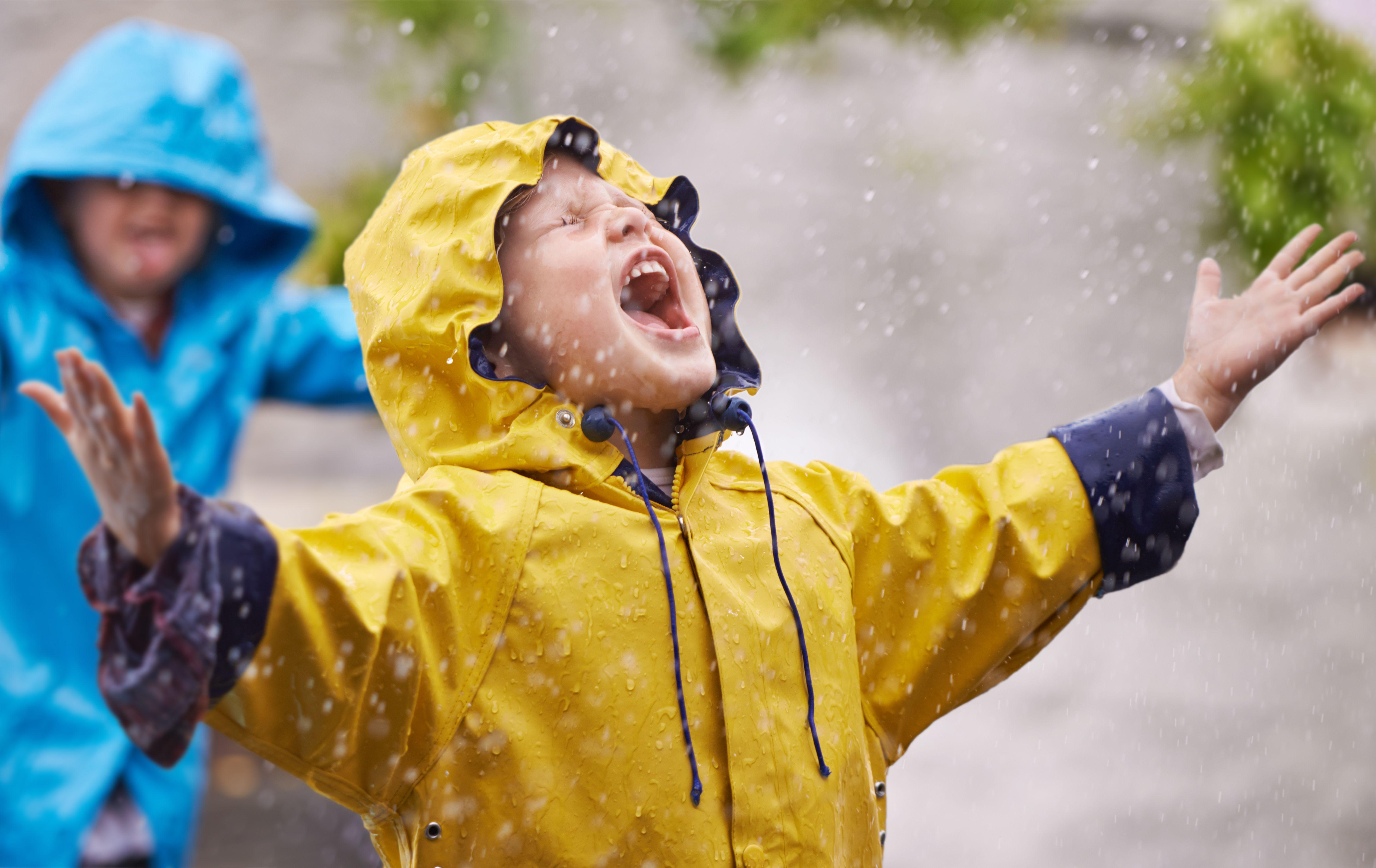 Rainy Day Outdoor Activities For Kids