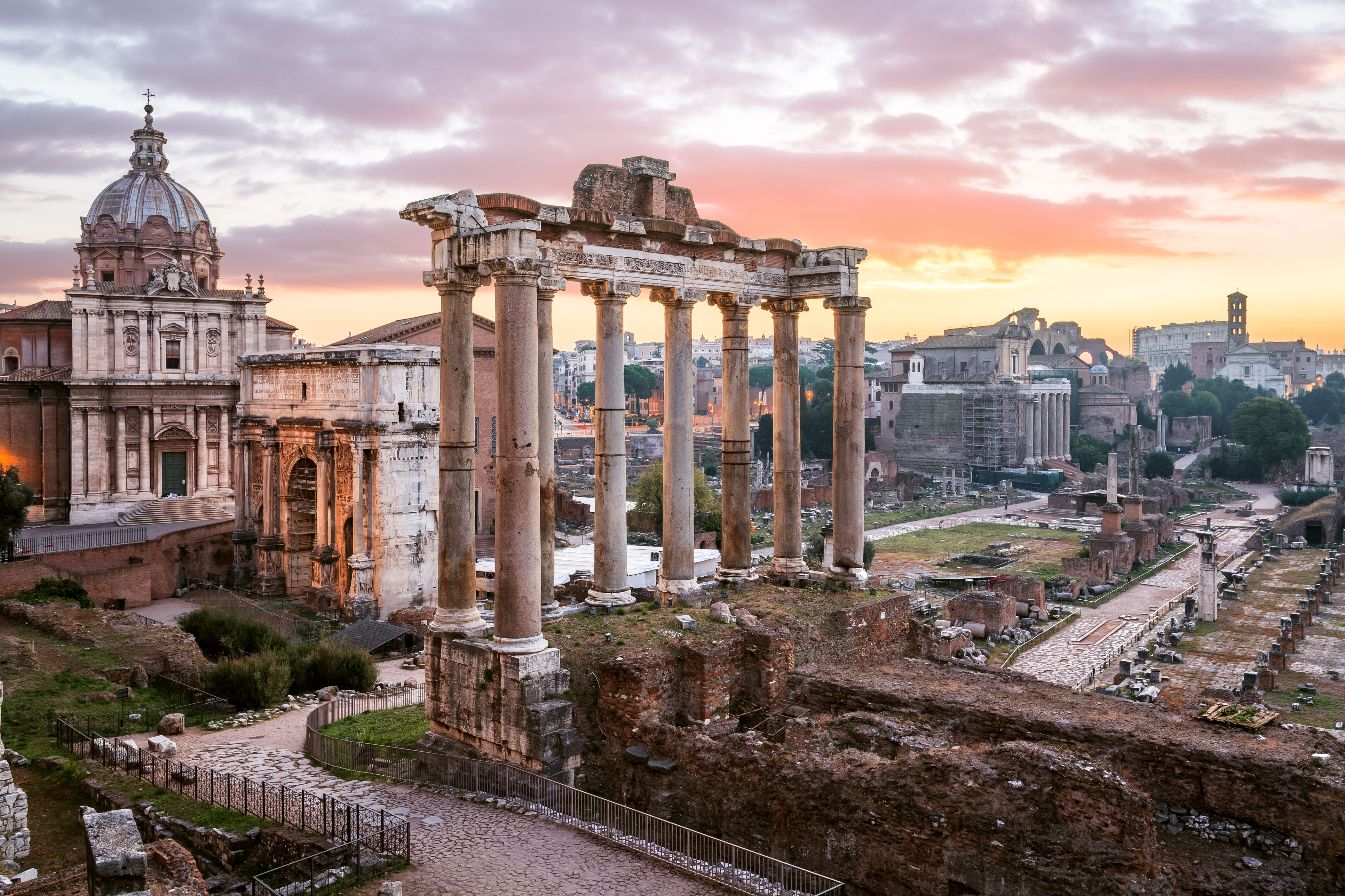 Periods Of History In Ancient Rome