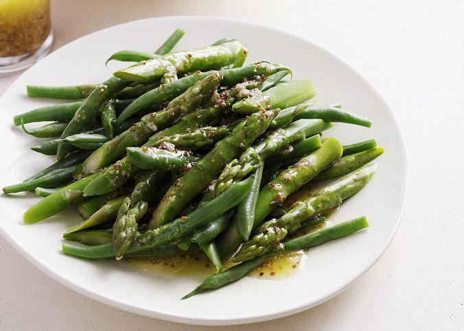 Microwave Fresh Asparagus Recipe