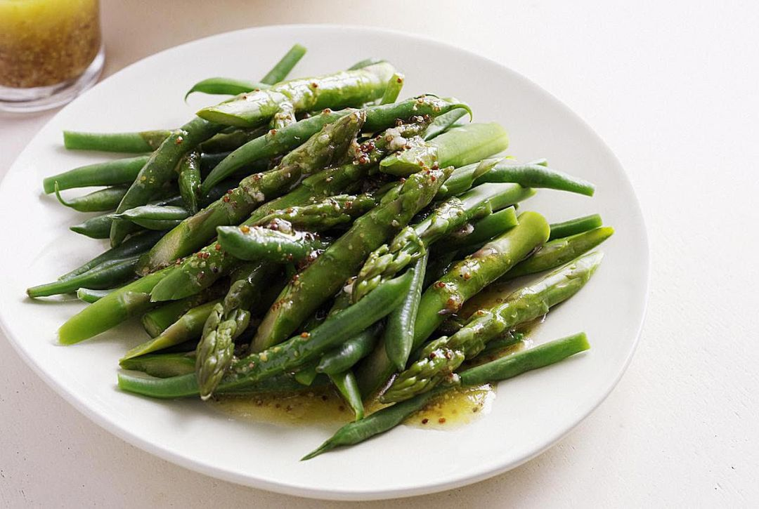 Microwave Fresh Asparagus Recipe